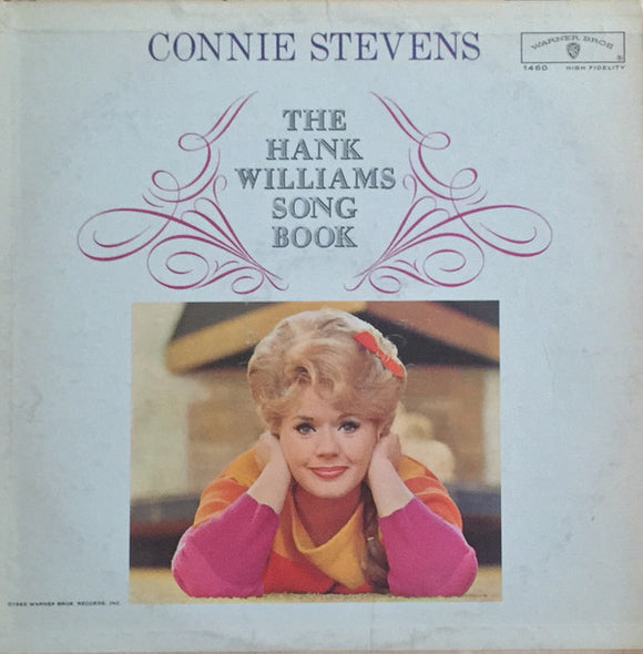 Connie Stevens - The Hank Williams Song Book