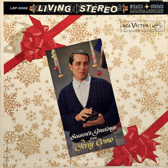 Perry Como - Season's Greetings