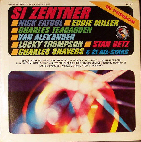 Si Zentner - In Person