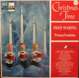 Fred Waring & The Pennsylvanians - Christmas Time
