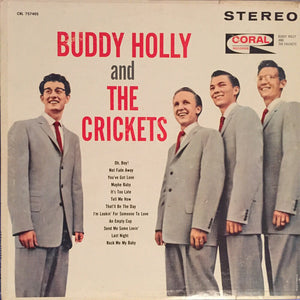 Buddy Holly - Buddy Holly And The Crickets