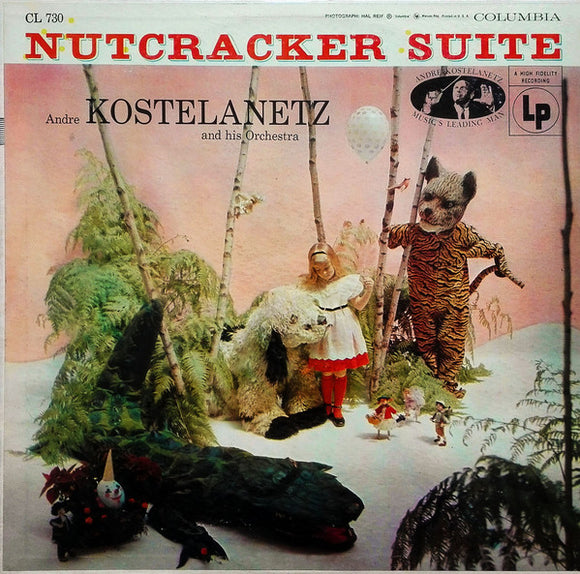 André Kostelanetz And His Orchestra - Nutcracker Suite