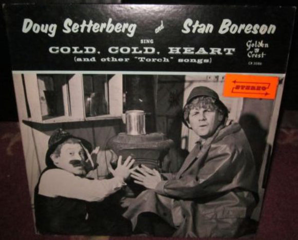 Doug Setterberg - Sing Cold, Cold, Heart And Other
