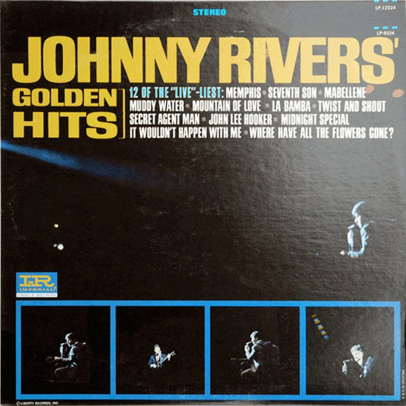 Johnny Rivers - Johnny Rivers' Golden Hits