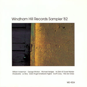 Various - Windham Hill Records Sampler '82