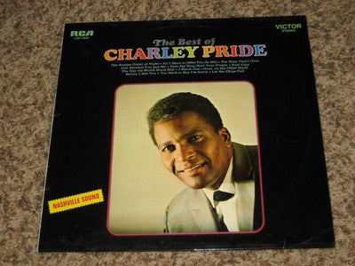 Charley Pride - The Best Of Charley Pride