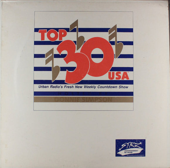Various - Top 30 USA: Weekend Of December 22, 1989