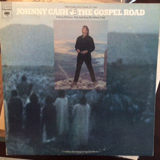 Johnny Cash - The Gospel Road: A Story Of Jesus