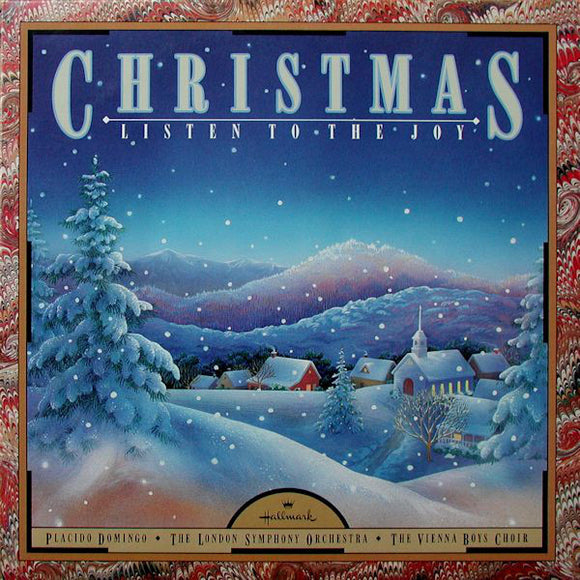 Placido Domingo - Christmas: Listen To The Joy