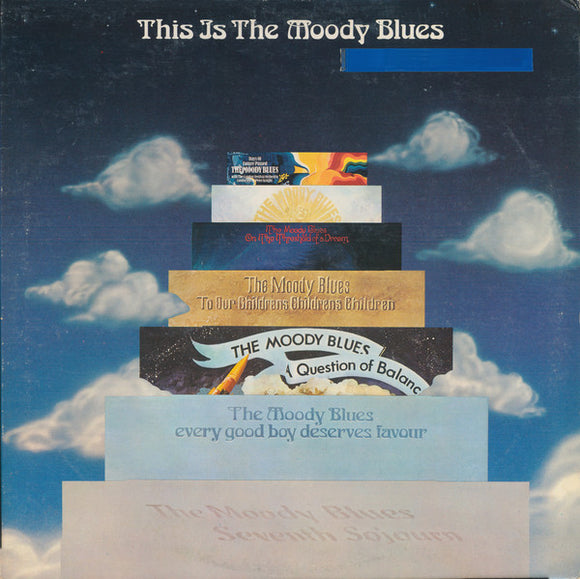 The Moody Blues - This Is The Moody Blues