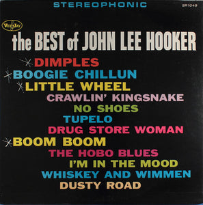 John Lee Hooker - The Best Of John Lee Hooker