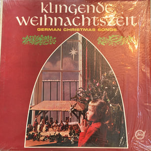 Unknown Artist - Klingende Weihnachtszeit German Christmas Songs