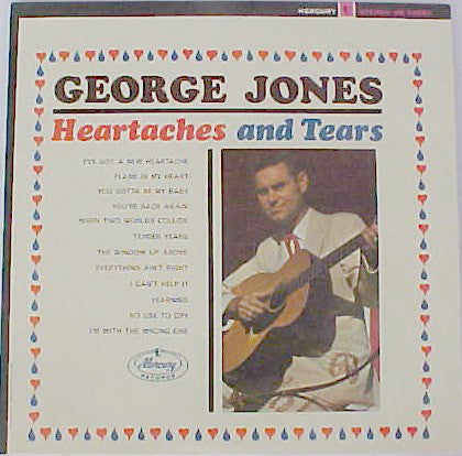 George Jones - Heartaches And Tears