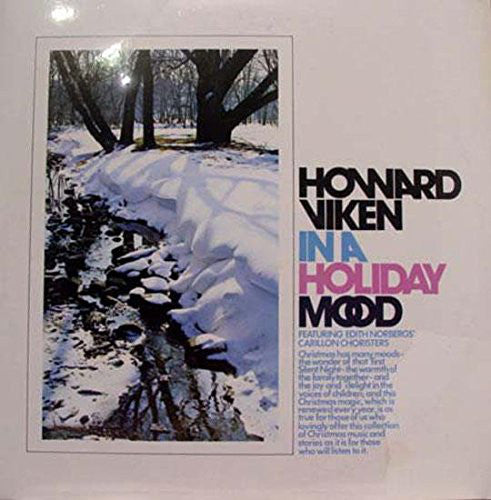 Howard Viken - In A Holiday Mood