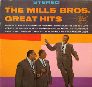The Mills Brothers - The Mills Brothers Great Hits