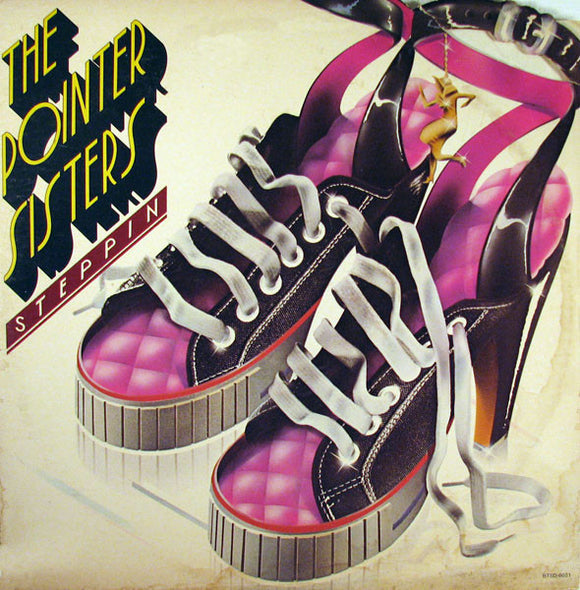 The Pointer Sisters - Steppin