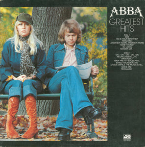 ABBA - Greatest Hits