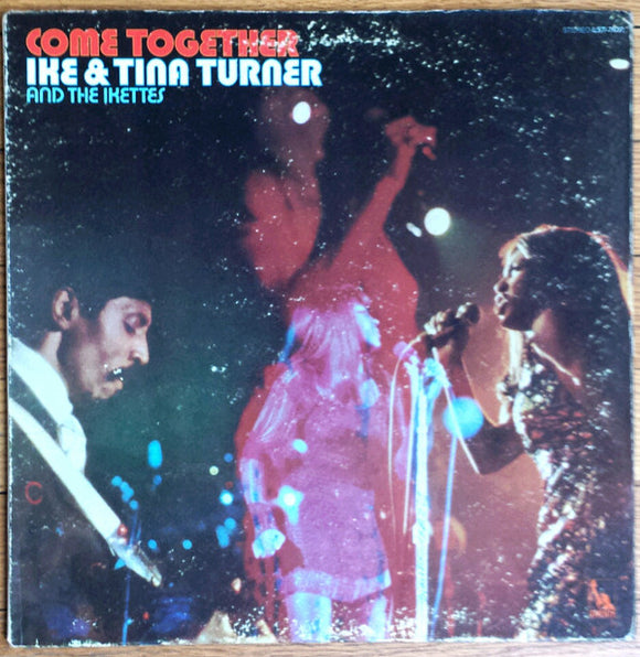 Ike & Tina Turner - Come Together
