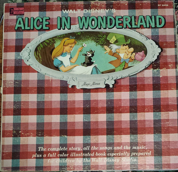 Unknown Artist - Alice In Wonderland