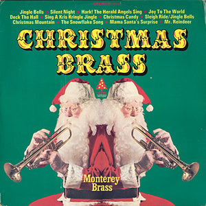 The Monterey Brass - Christmas Brass