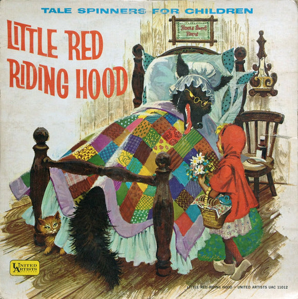 Judith Scott - Little Red Riding Hood