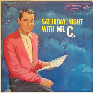 Perry Como - Saturday Night With Mr. C.