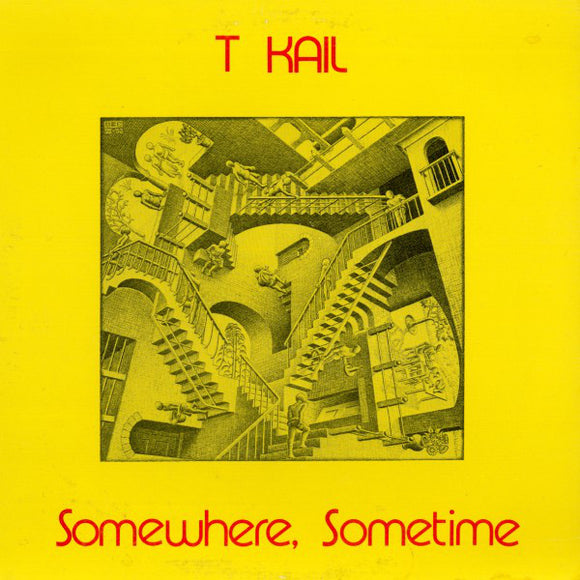 T Kail - Somewhere, Sometime