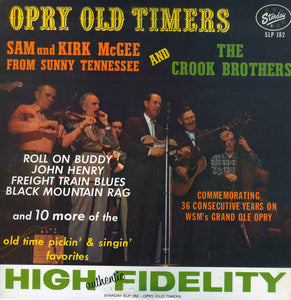 Sam & Kirk McGee - Opry Old Timers