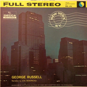 George Russell Orchestra - New York, N.Y.