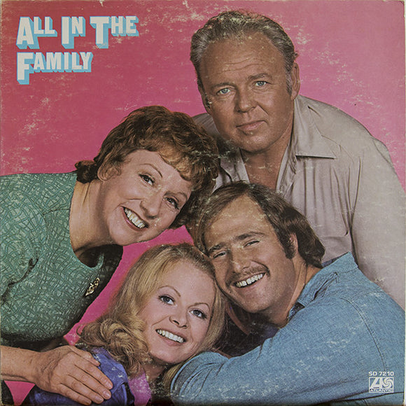 Cast Recording - All In The Family