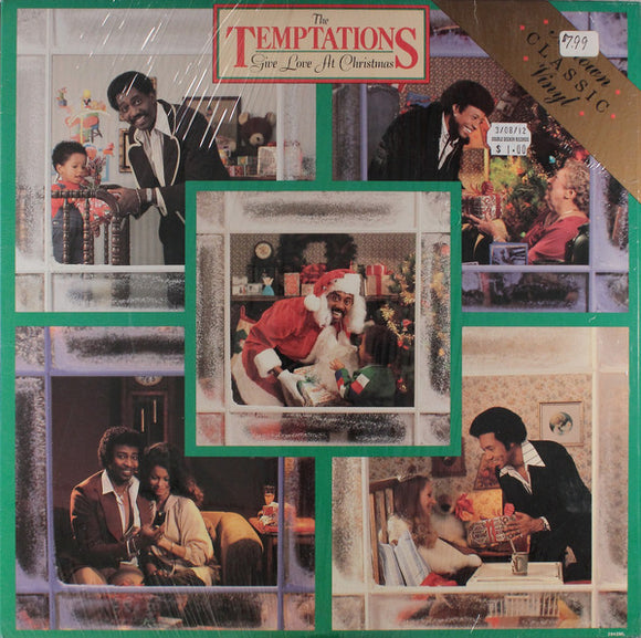 The Temptations - Give Love At Christmas