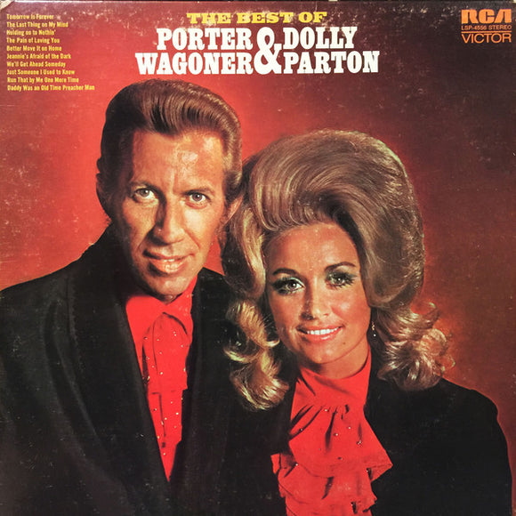 Porter Wagoner And Dolly Parton - The Best Of Porter Wagoner & Dolly Parton