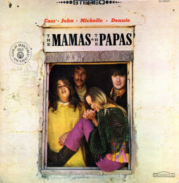 The Mamas & The Papas - The Mamas & The Papas