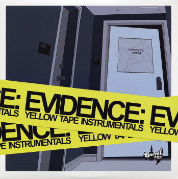 Evidence - The Yellow Tape Instrumentals