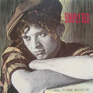 Simply Red - Picture Book