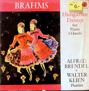 Johannes Brahms - Hungarian Dances