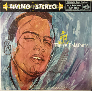 Harry Belafonte - My Lord What A Mornin'