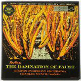 Boston Symphony Orchestra - The Damnation Of Faust