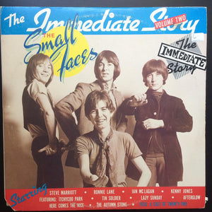 The Small Faces - The Immediate Story