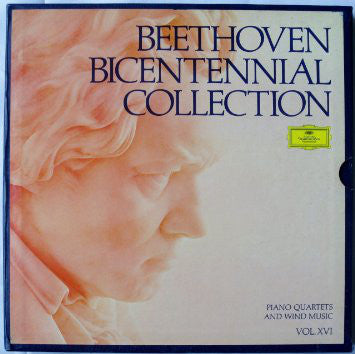 Ludwig van Beethoven - Piano Quartets And Wind Music