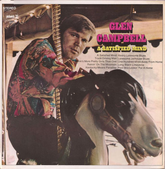 Glen Campbell - A Satisfied Mind