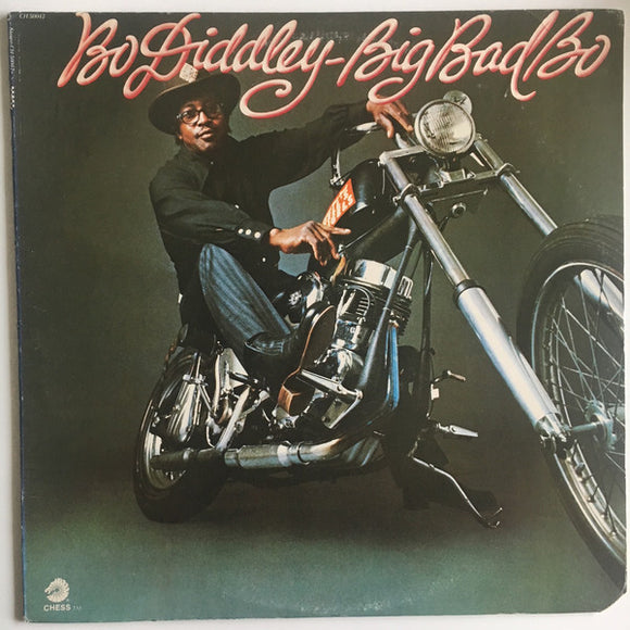 Bo Diddley - Big Bad Bo