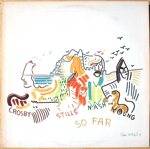Crosby, Stills, Nash & Young - So Far