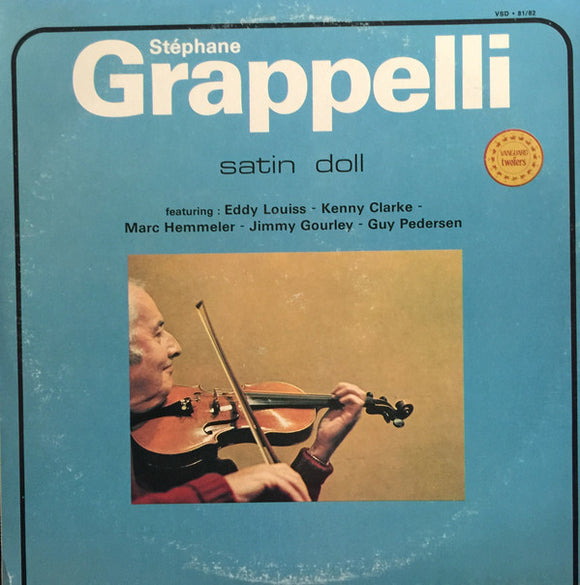Stéphane Grappelli - Satin Doll