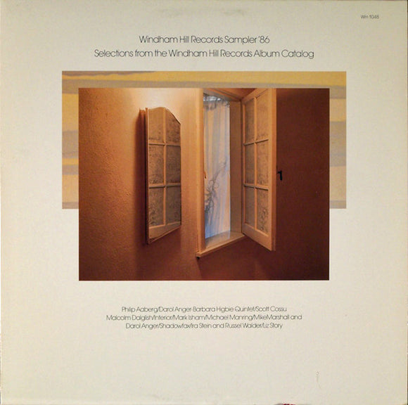 Various - Windham Hill Records Sampler '86