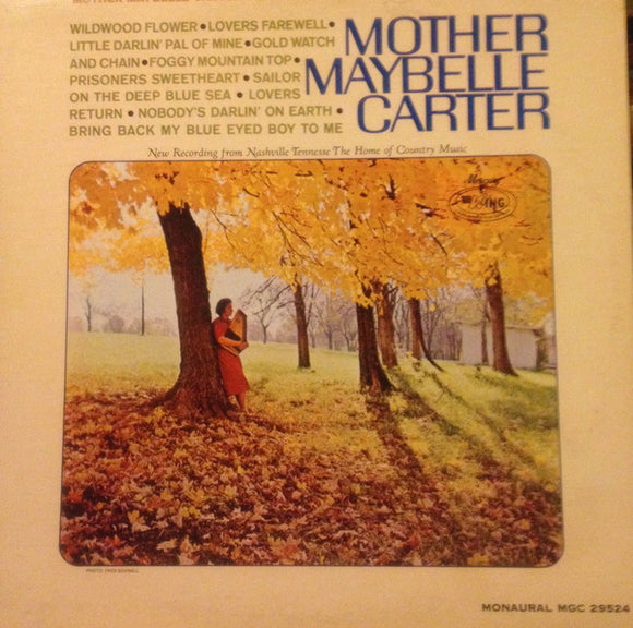 Mother Maybelle Carter - Favorite Songs of the Carter Family