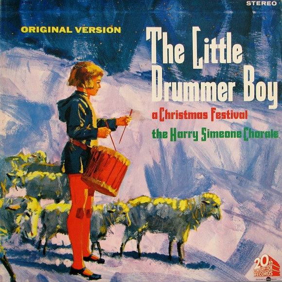 Harry Simeone - The Little Drummer Boy