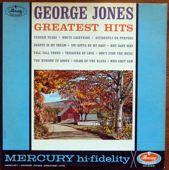 George Jones - Greatest Hits