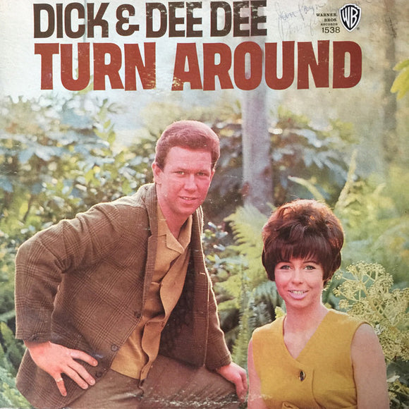 Dick And Dee Dee - Turn Around
