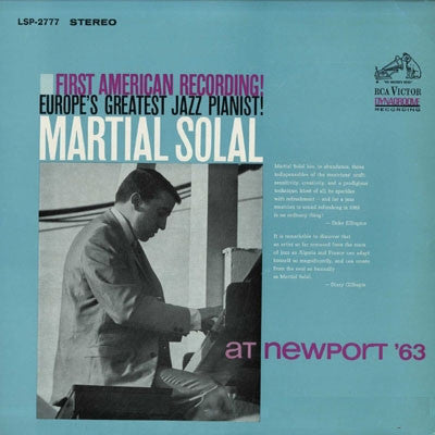 Martial Solal - At Newport '63